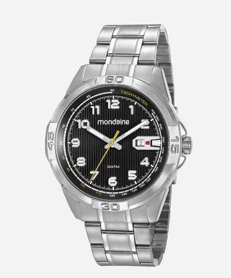 Relógio Masculino Mondaine 53801g0mvns2