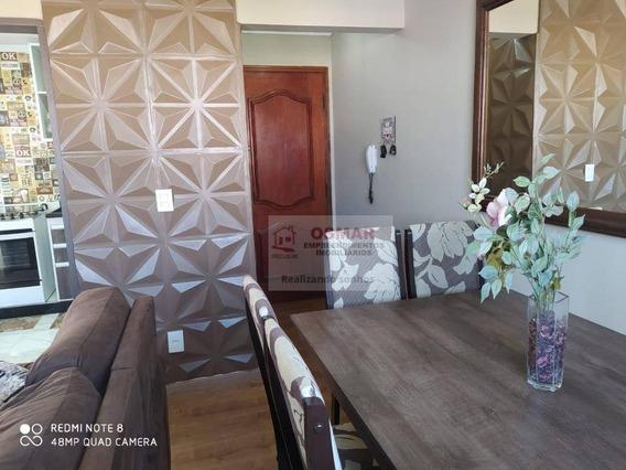 Apartamento Condomínio Sabia - Ap0260