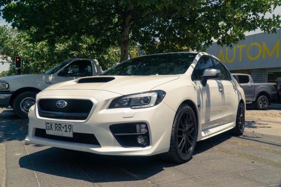 Subaru New Wrx S Awd Cvt 2.0t 2015