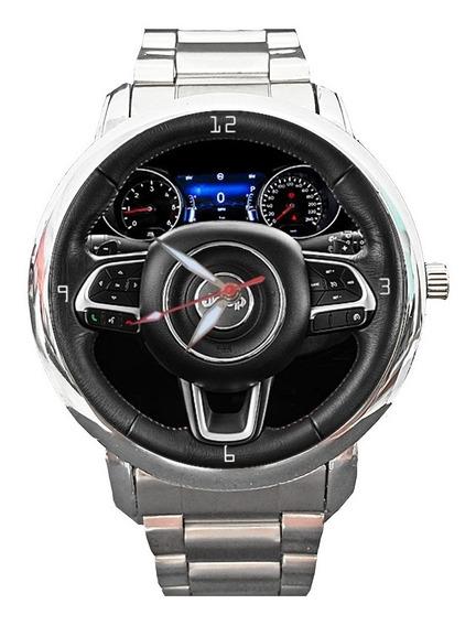 Relógio Painel Volante Jeep Compass
