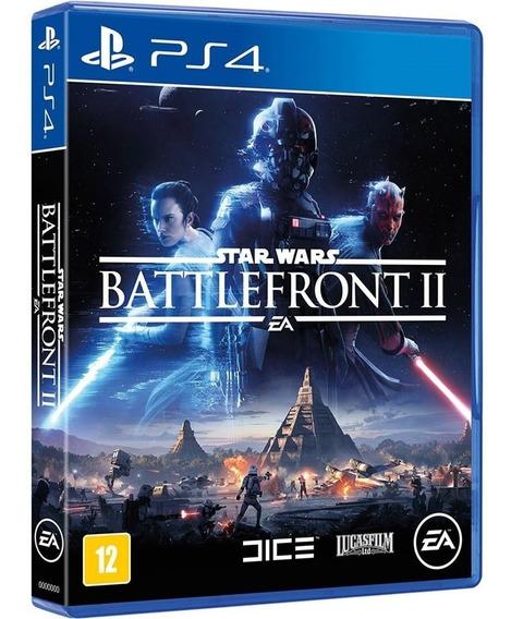 Star Wars Battlefront 2 Ps4 Original Midia Fisica Português