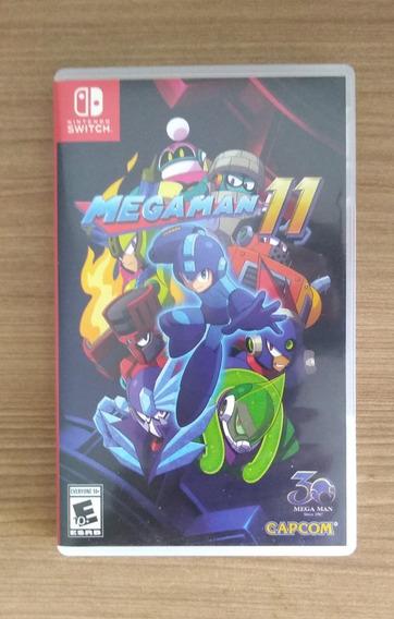 Megaman 11 Switch