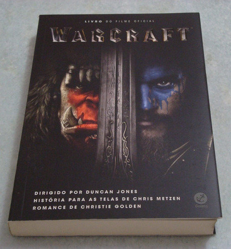 Warcraft Livro Do Filme Oficial Vol 2 Christie Golden
