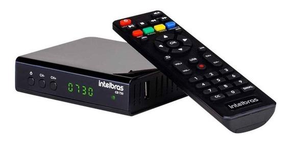 Conversor Digital De Tv Intelbras Hdtv