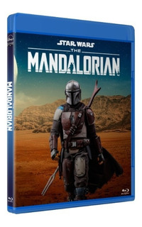 The Mandalorian, Bluray ,latino