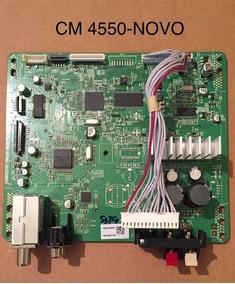 Placa Principal Som Lg Modelo Cm 4550 Novo-original.