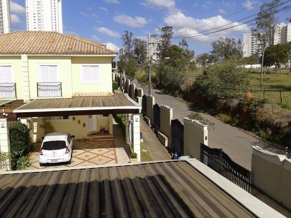 Casa Residencial À Venda, Condomínio Giardino Campolim, Sorocaba. - Ca1158