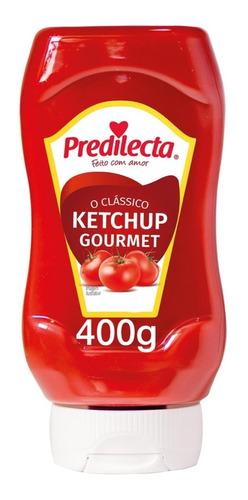 Imagem 1 de 2 de Ketchup Tradicional 400g Predilecta