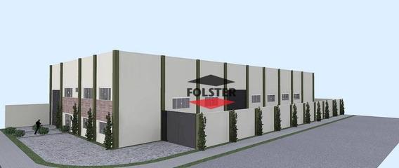 Galpão Para Alugar, 1098 M² Por R$ 11.000/mês - Cintec - Santa Bárbara D