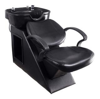Lava Cabezas Tarja Plastico Alta Calidad Estética Barbería