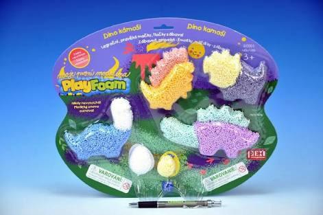 Brinquedo Educativo Espuma Playfoam Dinossauro