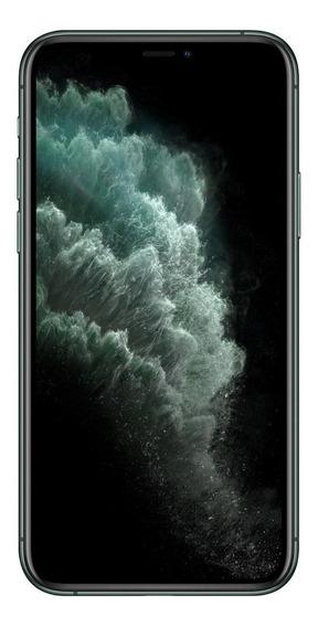 Apple iPhone 11 Pro Max Dual SIM 256 GB Verde-meia-noite 4 GB RAM