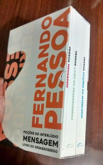 Box Fernando Pessoa - Novo Seculo