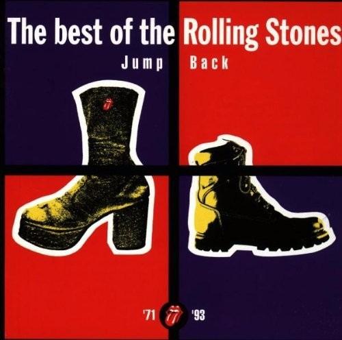 Cd The Best Of Rolling Stones Jumper Back (original Lacrado)