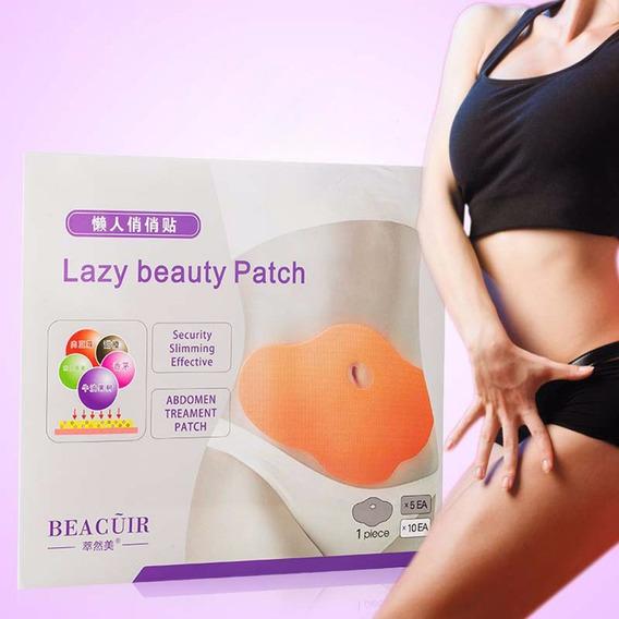 5pcs Slim Patch Abdomen Belly Patch Lazy Beauty Patches For