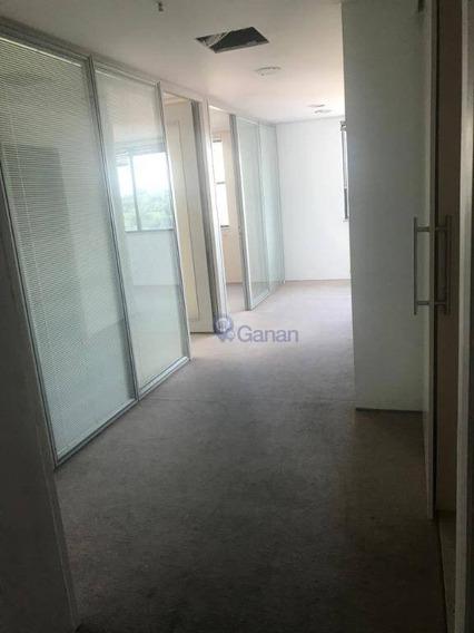 Sala À Venda, 85 M² Por R$ 655.000 - Brooklin Paulista - São Paulo/sp - Sa0250