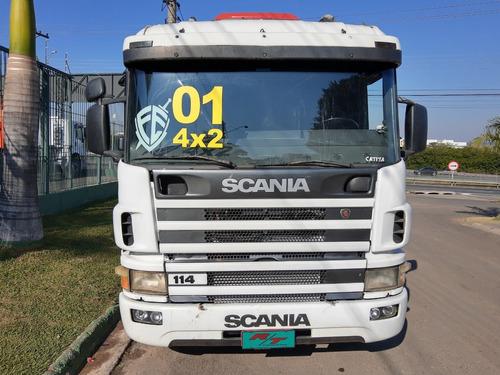 Scania P 114 330 4x2 Ano 2001 P 340 P 360 G 420 R 440 Fh 460
