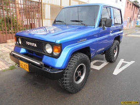 Toyota Land Cruiser Aa 2.4 3p
