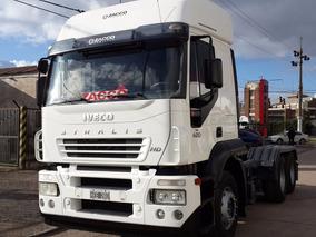 Iveco Stralis 420 6x4 Tatu -financio Permuto- Zacco Camiones