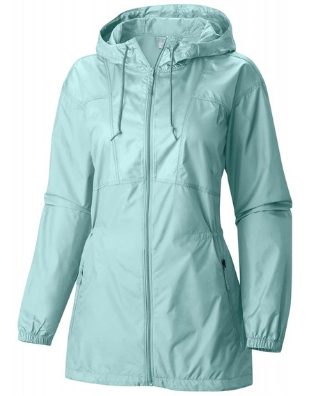 Rompevientos Mujer Columbia Flashback