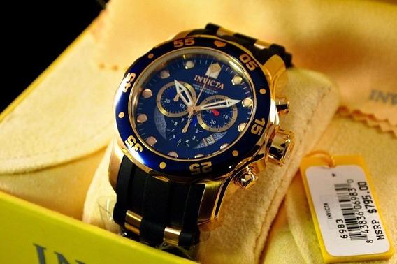 Relógio Invicta 6981 Pro Diver Frete Grátis Original