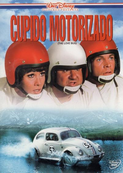 Cupido Motorizado The Love Bug Dean Jones Pelicula Dvd