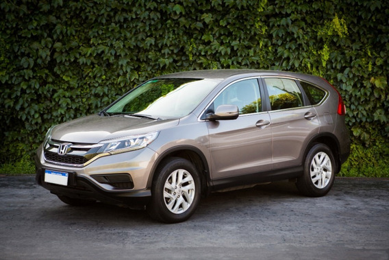 Honda Cr-v Lx Cvt 2.4 2017 Marron 5p