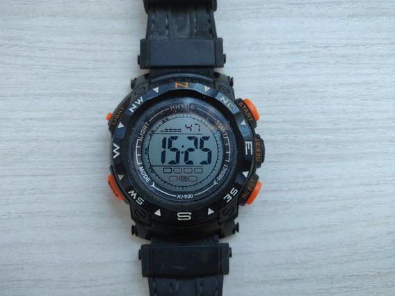 Relógio Digital Masculino