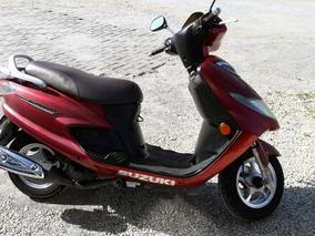 Suzuki Burgman 125cc - 2009 / A Hummer Das Scooters