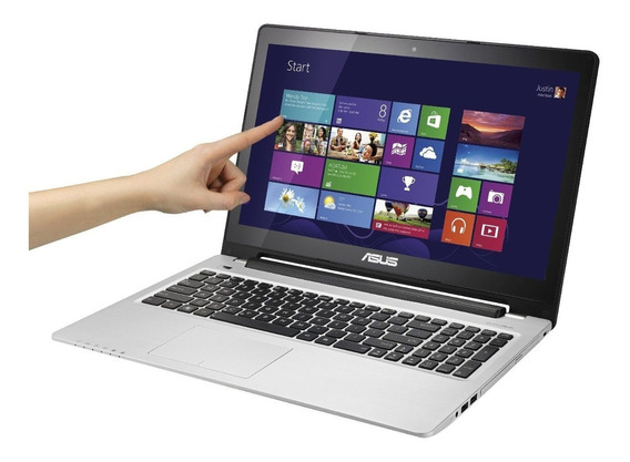 Notebook Asus S550c Touchscreen I5 8gb 500gb Windows 15,6