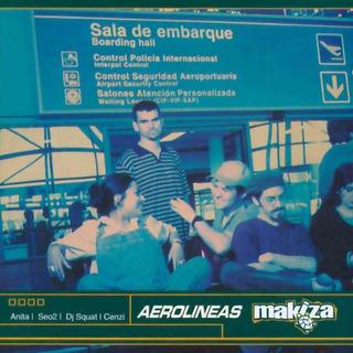 Makiza - Aerolineas Makiza Vinilo Nuevo Y Sellado Obivinilos