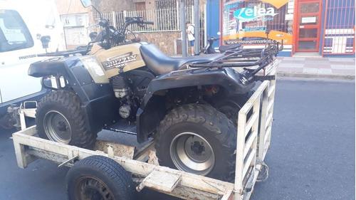 Cuatriciclo Yamaha Grizzly 600 4x4
