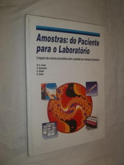 Livro - Amostras: Do Paciente Para O Laboratório
