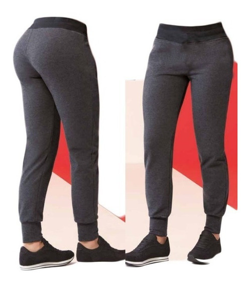 Jogger Mujer Sudadera Pantalon Deportivo Varios Colores