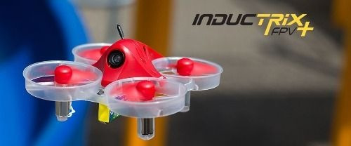 - Drone Inductrix Fpv + Rtf With Dvr (blh9600)