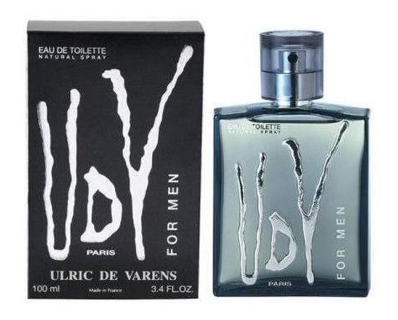 Perfume Udv For Men Paris 100ml Ulric De Varens Original