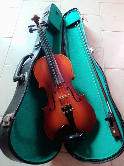 Violin 1/2 Marca Bestler Shangai, China