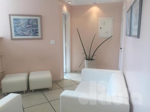 Sala Comercial 68m² 1 Vaga Para Automóvel No Bairro Jardim - 1033-12100