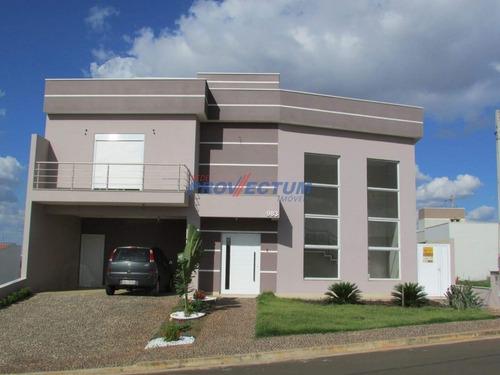 Casa À Venda Em Residencial Real Parque Sumaré - Ca271794