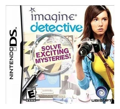 Imagine Detective Nintendo Ds Juego Nuevo Original Fisico