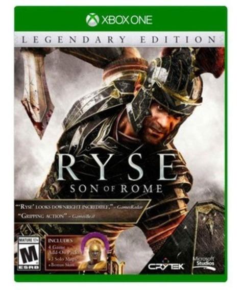 Ryse Edição Lendaria Xbox Digital Online