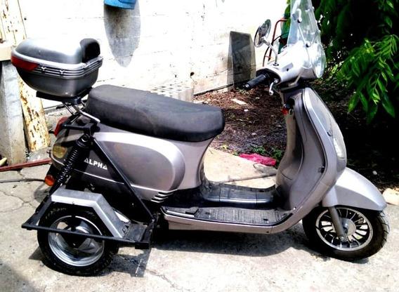 Motoneta Triciclo Alpha