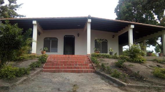 Casa En Venta El Manzano 19-558rhb