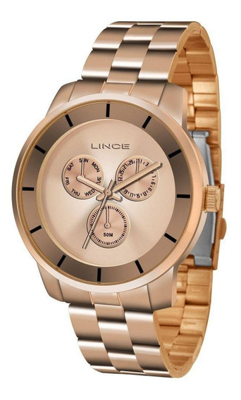 Relógio Feminino Lince Lmr4478l-r1rx