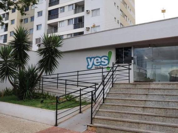 Apartamento De 2 Quartos No Condomínio Yes - Muito Novo!