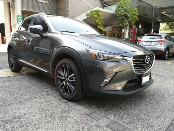 Mazda Cx-3 Suv 5p I Grand Touring 2.0l Ta Piel Qc Ra-18