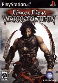 Jogo Mídia Física Prince Of Persia Warrior Within Para Ps2