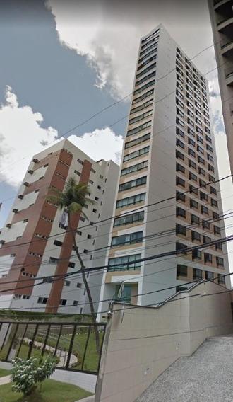 Apartamento Em Torre, Recife/pe De 40m² 1 Quartos À Venda Por R$ 270.000,00 - Ap374987