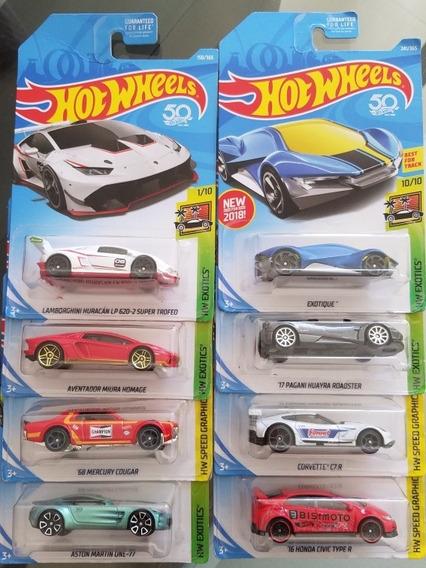 Carros Hot Wheels Por Unidad Carritos Hot Wheels