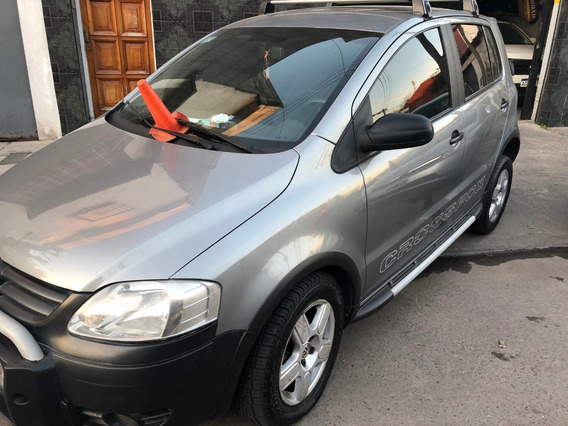 Vw Crossfox 2008 Full Impecable